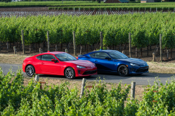 Recalled: 2017 Toyota 86 Sports Cars