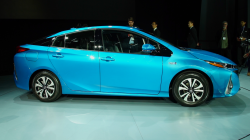 Toyota Recalls Prius Over Rollaway Dangers