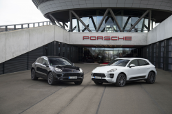 Porsche Recalls 3 Macan S and Macan SUVs