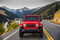 Jeep Wrangler Frame Problems Lead to Investigation