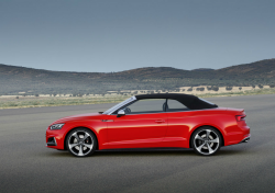 Audi Recalls 2018 S5 Cabriolets For Airbag Issues