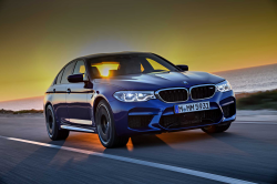 BMW Recalls M5 Cars For Incorrect Fuel Gauges