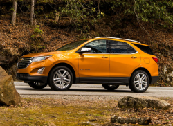Gm Recalls 2018 Chevy Equinox To Replace Front Windows