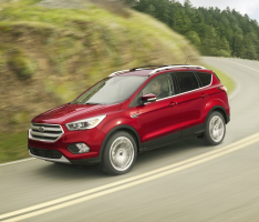 Ford Recalls Escape SUVs to Fix Side Curtain Airbags