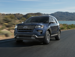 Ford Explorer Recall Issued Over Fuel Pressure Sensors