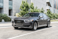 Genesis G80 and G90 Cars Could Lose Windshields and Windows
