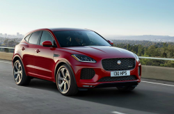 2018 Jaguar E-PACE SUVs Recalled For Brake Hose Brackets