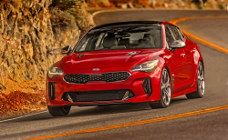 Kia Stinger Fire Causes Recall of 16,000 Cars