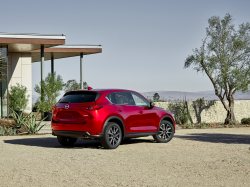 Mazda Recalls Its 2018 CX-5 For Airbag Problems
