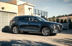 Mazda Recalls CX-9 SUVs For Electrical Problems