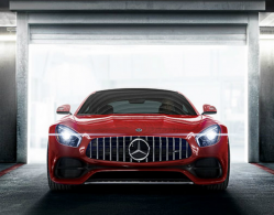 Mercedes Recalls AMG GTs and GLE 550e 4Matics