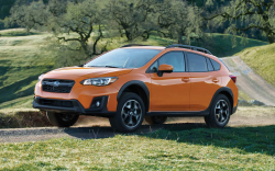 Subaru Recalls 2018 Crosstreks Over Floor Mats That Move