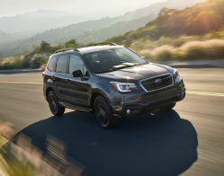 Subaru Recalls Forester SUVs For Incorrect Labels