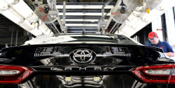 Toyota Recalls Camrys Due to Fuel Leaks and Possible Fires