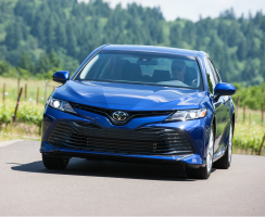 Recall: 2018 Toyota Camry Cars May Need New Engines