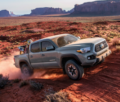 2018 Toyota Tacoma Bent Rear Axle Warped Brake Drums: Lawsuit