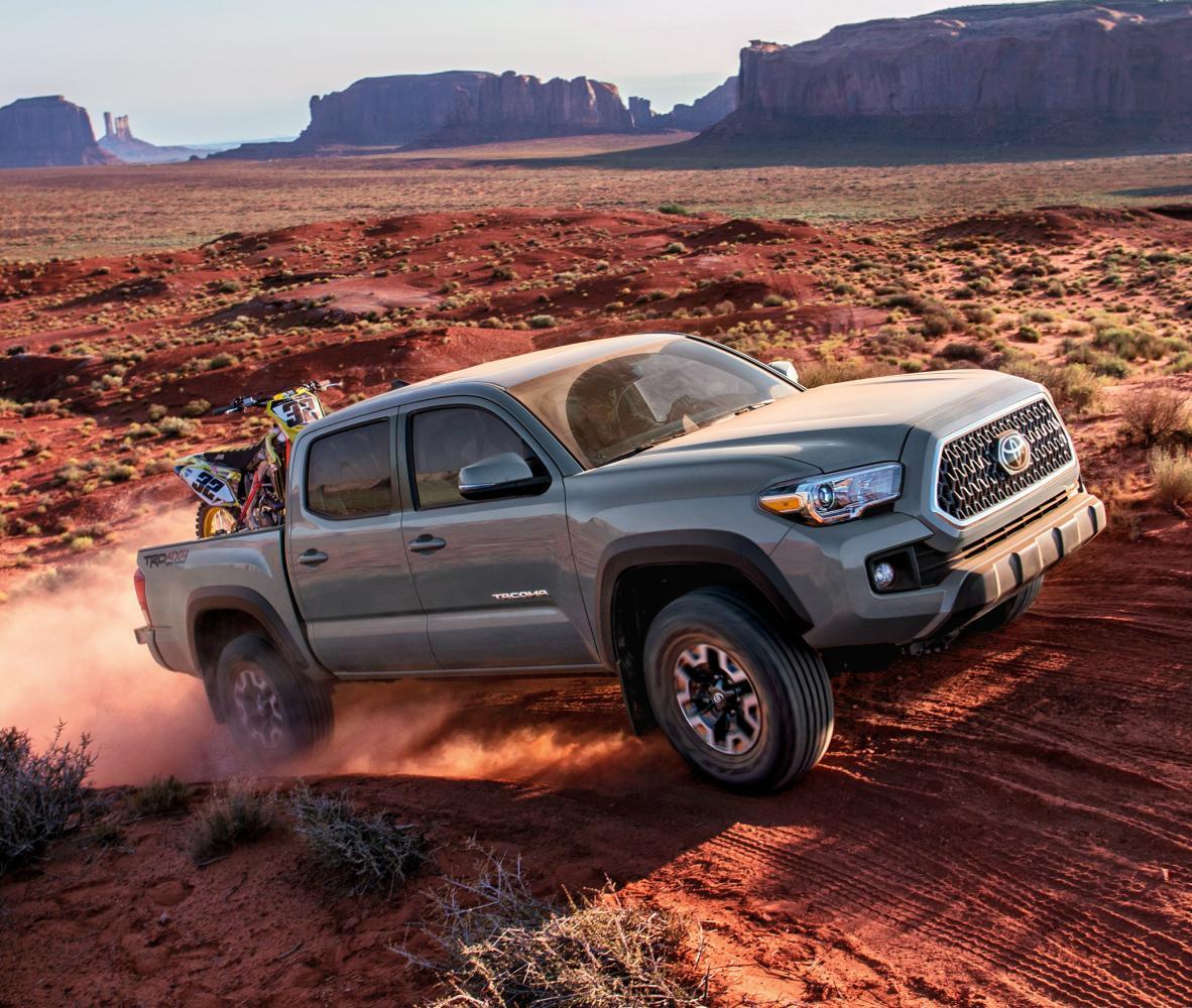2018 Toyota Tacoma Bent Rear Axle Warped Brake Drums: Lawsuit