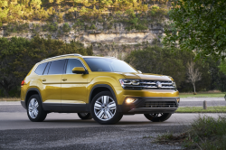 Volkswagen Recalls 2018 Atlas SUVs To Fix Seat Belt Buckles