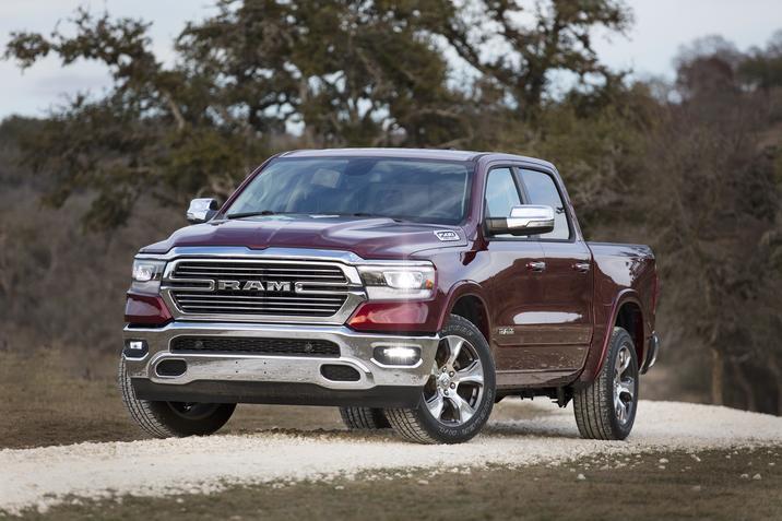 Chrysler Recalls 343000 Ram 1500 Trucks