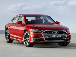 Audi A8 Recall Issued For Passenger Seat Problems