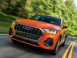 Audi Recalls Q3 SUVs to Replace Instrument Panels