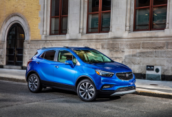 GM Recalls Buick Encore, Chevy Spark, Traverse and Trax