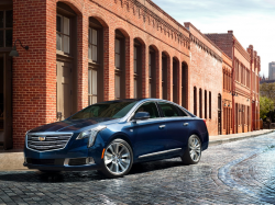 Cadillac XTS Recalled For Seat Belt Buckle Problems
