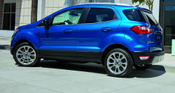 Ford EcoSport Recall Issued For 2019 Models