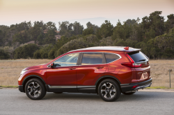 Model Year 2019 Honda CR-Vs Recalled For Fire Risk