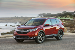 2019 Honda CR-Vs Recalled After 3 Drivers Injured By Airbags