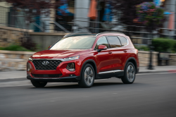Hyundai Santa Fe Recall Ordered Over Damaged Airbags