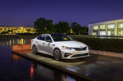 Kia Recalls Optimas For Forward Collision System Problems