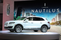Lincoln Nautilus Recall Ordered Over Airbag Modules