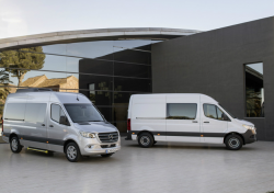 3 Mercedes-Benz Sprinter and Freightliner Sprinter Vans Recalled