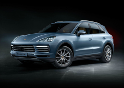 Porsche Cayenne Recall Issued Over Seat Belt Buckles