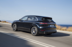 Porsche Recalls 2019 Cayenne, Cayenne S and Cayenne Turbo
