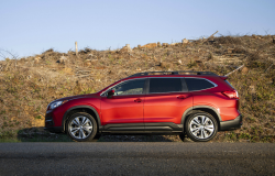 Subaru Ascent SUVs Recalled For Loose Driveshafts