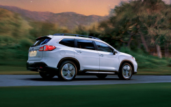 Subaru Recalls Ascent SUVs For Missing Welds