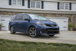 Toyota Recalls 2019 Sienna Minivans For Welding Mistakes