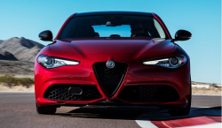 Alfa Romeo Giulia Cars Recalled For Brake Problems