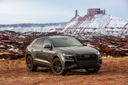 Audi Q8 Transmission Fluid Leaks Cause Recall