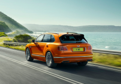 Bentley Recalls 2018-2020 Bentayga SUVs