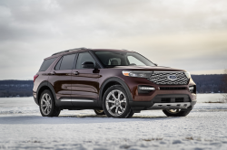 Ford Explorers and Lincoln Aviators Recalled For Fire Risk