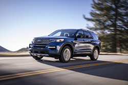 Ford Recalls 2020 Explorer and 2020 Lincoln Aviator