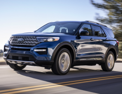 Ford Recalls 2020 Explorers and Lincoln Aviators For 2 Problems