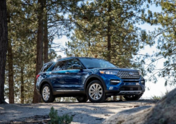 2020 Ford Explorer Recalled For Wiring Harness Problems