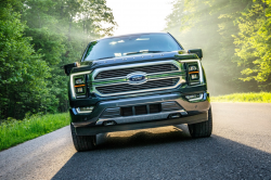 Ford Recalls 2020 F-150 Trucks For Risk of Fires