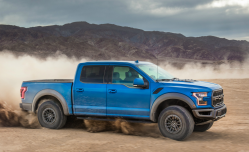 Ford Recalls 2020 F-150 Trucks To Replace Spare Tires