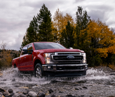 Ford Recalls F-250, F-350 and F-550 Diesel Trucks