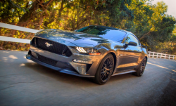 Ford Recalls Mustangs For Brake Pedal Problems